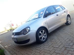 2013 VW Polo Vivo hatch 1.4 Blueline