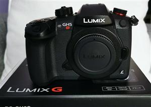 Very clean  Panasonic Lumix Dc gh5s