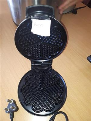 Heart waffle maker for sale