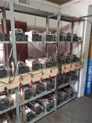 Bitmain L3+ ASIC Miners For Sale With Custom Firmware To improve efficiency