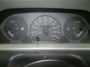 2001 Fiat Palio 1.6 ELX 5 door