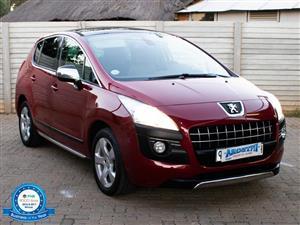 2012 Peugeot 3008 1.6T Premium automatic