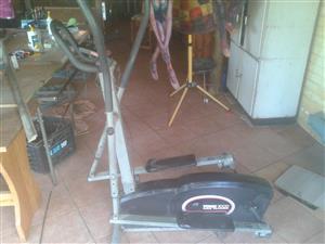 york 3000 running/walking machine