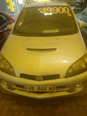2006 Daihatsu YRV 1.3 Turbo