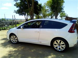 2007 Citroen C4 2.0 coupé VTS