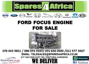 FORD FOCUS USED ENGINE FOR SALE