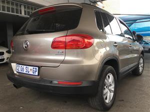 2012 VW Tiguan 1.4TSI Comfortline