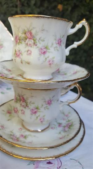 wanted to buy from you Royal Albert tea Sets