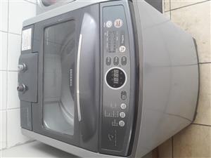 Samsung diamond drum top loader washing machine