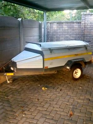 For sale: Used Luggage Trailer