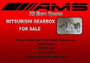 MITSUBISHI GEARBOX FOR SALE