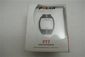 Polar FT7 fitness tracker and Heart Rate Monitor still sealed