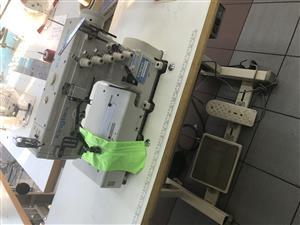 KingTex coverseam machine ( africa Sewing Machines )