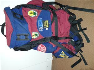 Backpacker 75l Boulder Backpack