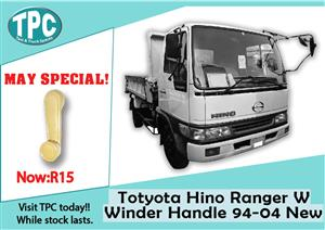 Toyota Hino Ranger 94-04 Window Winder Handle New for Sale at TPC