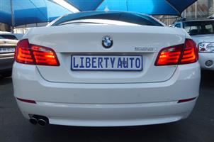 2012 BMW 5 Series 523i Sport steptronic
