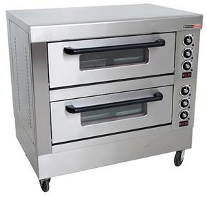 Double & Single Deck Electric Oven