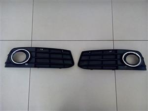AUDI A4 B8 2008/12 BRAND NEW FOGLIGHT COVERS FOR SALE PRICE: R595 SET