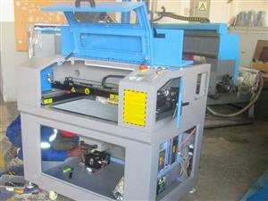 LC2-1390/D100 TruCUT Performance Range 1300x900mm Cabinet Type, Double Laser Head Laser