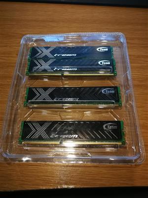 Xtreem 8GB DDR III 1600 4x2GB