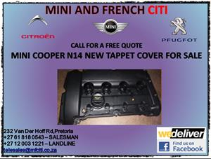 Mini cooper Citroen and Peugeot tappet cover for sale