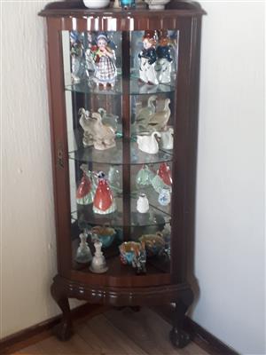 Display Cabinet - Antique