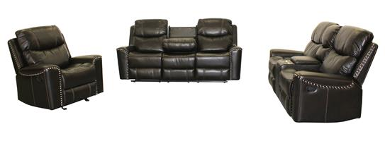 Lounge Suite Bradford 3 Piece Recliner  R 20 999 BRAND NEW!!!