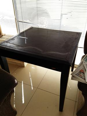 Dark wooden table for sale