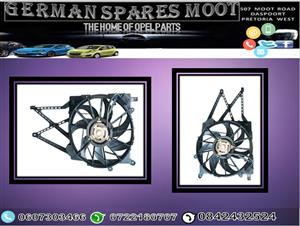 OPEL ASTRA COOLING FAN FOR SALE.