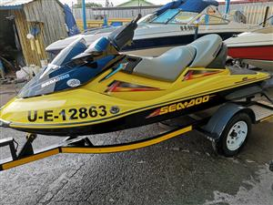 Sea Doo GTX 4 Tec - Supercharged