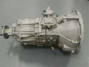 ZF 6S500 TQ Gearbox and diff for sale.