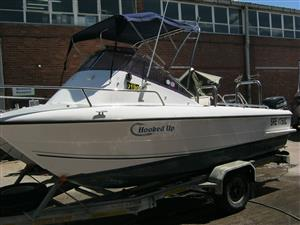 Coast Cat 18 F/C with 2 x Suzuki 90HP 4-Stroke (2017) Motors