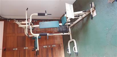 Trojan Omega Home Gym