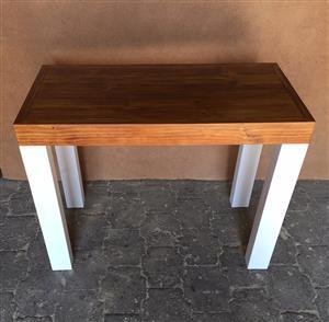 Bar table Chunky Farmhouse series 1100 - Two tone
