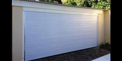 Steel Insulated garage door for sale