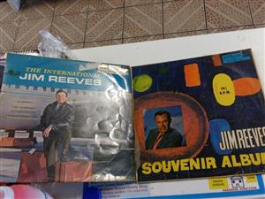 Jim Reeves international and souvenir albums