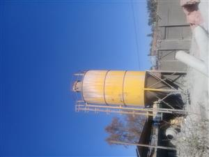 Cement Silo for Sale and Grabble