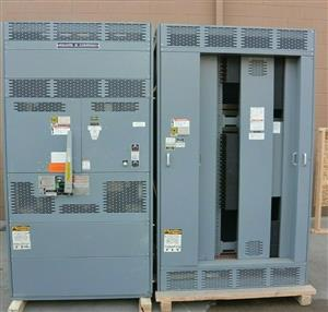 S QEL 2000AMPS SWITCHGEARS FOR SALE