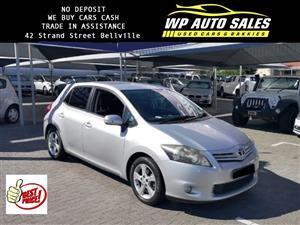 2011 Toyota Auris 1.6 XS