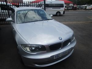 2007 BMW 1 Series 120i 3 door