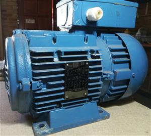 2.2 kW 220/380V Electric Motor