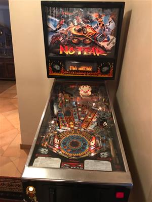 Pinball Machine Wanted in Johannesburg, cash paid