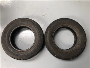 Tyre 165/80/13 Goodyear & Firestone