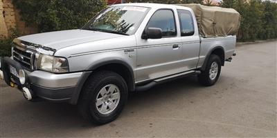 2005 Ford Ranger 2.5TD 4x4