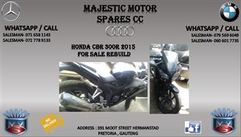 2007 Honda CRB Roadster For Sale