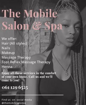 Mobile Salon & Spa