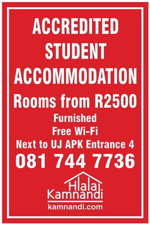 ACCREDITED STUDENT ACCOMMODATION