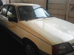 1988 Opel Rekord