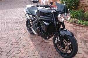 2009 Triumph Speed Triple 1050cc