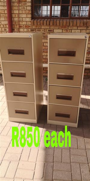 Filling cabinets from R300
